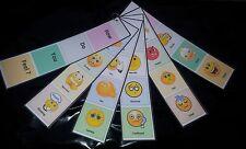 Cosa PROVI emozioni? - Strisce di comunicazione visiva-SEN Autismo// PECS ASD/
