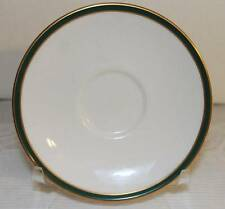 ROYAL DOULTON OXFORD GREEN PATTERN (INDONESIA) SAUCER PLATE TC1191 MINT