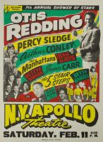 0012 Vintage Music Art Poster Otis Redding  *FREE POSTERS