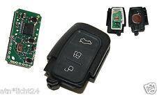 Ford clave funk clave plegable clave unidad de transmisión 3m5t-15k601-ab 1337641