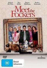 Meet The Fockers Ben Stiller Robert De Niro Region 4 DVD Excellent Condition