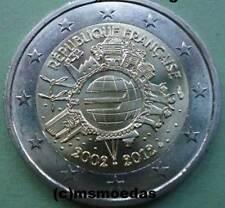 Francia 2 euro 2012 euro-dinero en efectivo Tye conmemorativa Commemorative Coin