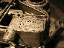 Honda CM91 E CM91 C90 Cub Engine Cases