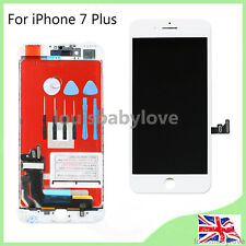 Touch Digitizer LCD For iPhone 7 Plus White Replacement Screen Display Assembly