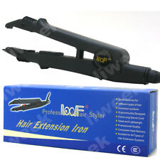 Original Pre-Bonded Fusion Heat Iron Wand Gun Connector For Hair Extensions UK