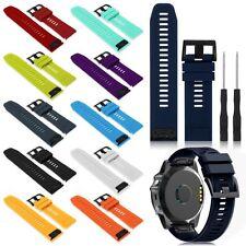 Armband Quickfit-Wechselarmband Für Garmin Fenix 5/5X GPS Silikon-Armband