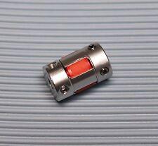 Wellenkupplung  Alu 6mm / 8mm  CNC  RepRap  3D Drucker