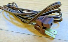 Clairol Kindness Replacement 6ft Power Cord for Vintage Hot Roller Hair Curlers