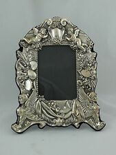 Egyptian Revival Style Sterling SIlver Picture Frame