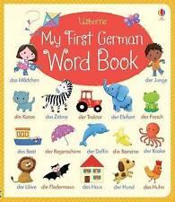 My First German Word Book ' Brooks, Felicity