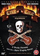 DVD:TRICK OR TREAT (Ozzy Osbourne) - NEW Region 2 UK