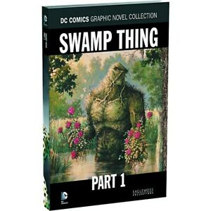 °SWAMP THING PART 1 DC COMICS GRAPHIC NOVEL SAMMLUNG #68° English
