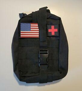 Nurse/ Medical Personnel Black Fanny Pack Belt Bag