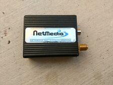NetMedia Single Channel video Modulator