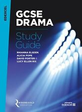Edexcel GCSE Drama Study Guide Learn to Play EXAM STUDENT Syllabus Music Book
