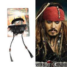 Pirates of the Caribbean Jack Sparrow Pirate Schnurrbart Spitzbärte Kostüm Cos