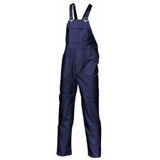 Cotton Drill Bib and Brace Overall X2 Workwear 3111 DNC 97s Navy