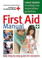 Irish First Aid Manual-ExLibrary