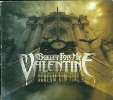 Bullet For My Valentine - Scream Aim Fire Digipack Cd