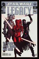 STAR WARS LEGACY #1 3rd PRINT ADAM HUGHES DARK HORSE COMIC BOOK 2006 THIRD PTG