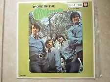 THE MONKEES MORE OF THE MONKEES ORIGINAL 1967 NEW ZEALAND RCA LP LAMINATE SLEEVE