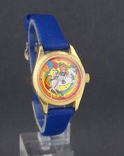Vintage 1980's Rainbow Brite wind-up Character Watch