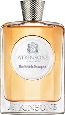 Atkinsons The British Bouquet Eau De Toilette 3.3 oz / 100ml New In Box