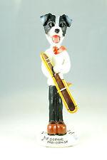 Trombone Jack Russel-See Interchangeable Breeds & Bodies @ Ebay Store
