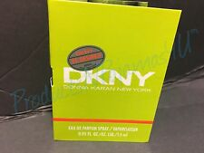 NEW Donna Karan DKNY BE DESIRED 0.05fl.oz/1.5ml CARDED SAMPLE Free Shipping