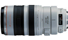 Original Canon EF 100-400mm f4.5-5.6L IS USM Lens