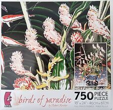 CEACO® ROBERT KERCHER • MORPHING IMAGES BIRDS OF PARADISE • 750pc Jig Saw PUZZLE