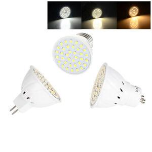 LED Spot Ampoules SMD 2835 MR16 GU10 3W 4W 5W 6W 7W 220V Énergie Économie Feux