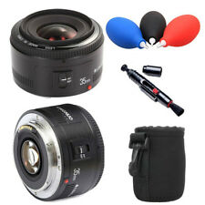 Yongnuo YN35mm F2 Lens AF/MF Fixed/Prime Auto Focus Lens for Canon EF Mount EOS