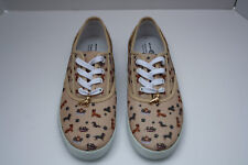 The Bradford Exchange I love Dachshunds Slippers Fashion Sneaker Shoes Size 9
