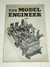 MODEL ENGINEER #2666 VOL 106, JUNE 26TH 1952