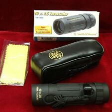FACTORY NEW Smith & Wesson 10x25 SUPER COMPACT Monocular BIRDING, HUNTING SPORTS