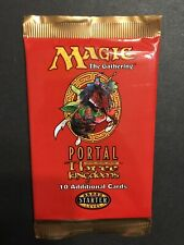 MTG Portal Three Kingdoms Sealed Booster Pack Magic The Gathering English
