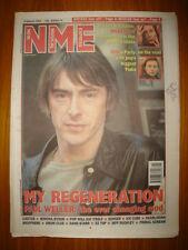 NME 1994 MAR 19 PAUL WELLER NIRVANA CARTER PWEI SENSER
