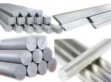 "6mm(1/4"") - 44mm(1 3/4"") Dia Aluminium Round Bar Rod Various sizes and lengths"