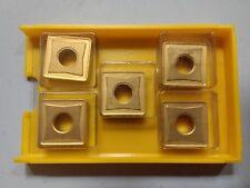 5x Kennametal Carbide Milling Inserts SNMG 190616  KC850