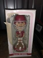 Sooners FOOTBALL NORTH STAR Collegiate FACE-IT BOBBLE HEAD new