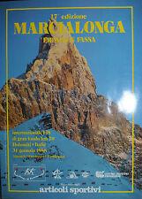 * MARCIALONGA FIEMME E FASSA 17° EDIZIONE : GENNAIO 1988 *