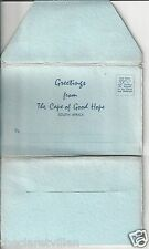 Greetings Cape of Good Hope 6 Cards Jagersfontein Camps Bay Groot Constantia