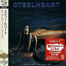 STEELHEART - TANGLED IN REINS - Japan Jewel Case SHM - CD Brand New - UICY-25653