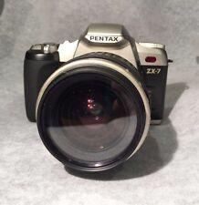 Pentax ZX-7 35mm Film SLR W/ 28-90 F/3.5 Lens  - Student Camera