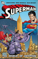 Superman: World of Krypton by John Byrne & Mike Mignola 2008 TPB DC Comics OOP