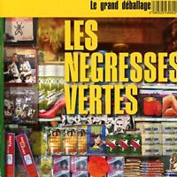 LES NEGRESSES VERTES - Le Grand Deballage [CD]