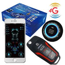cardot gps gsm Pke Remote Starter Start Stop Engine Smart 4g Car Alarm