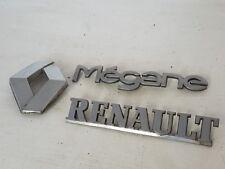 Monogramme hayon et capot moteur pour Renault scenic 1.9 l DTI de 1998