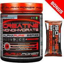 Creatine Monohydrate 1kg Pulver Kreatin 1000g No Kapseln Creatin